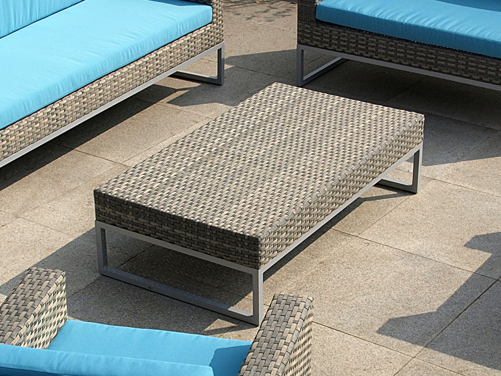 F3 Hudson outdoor coffee table student housing furniture
