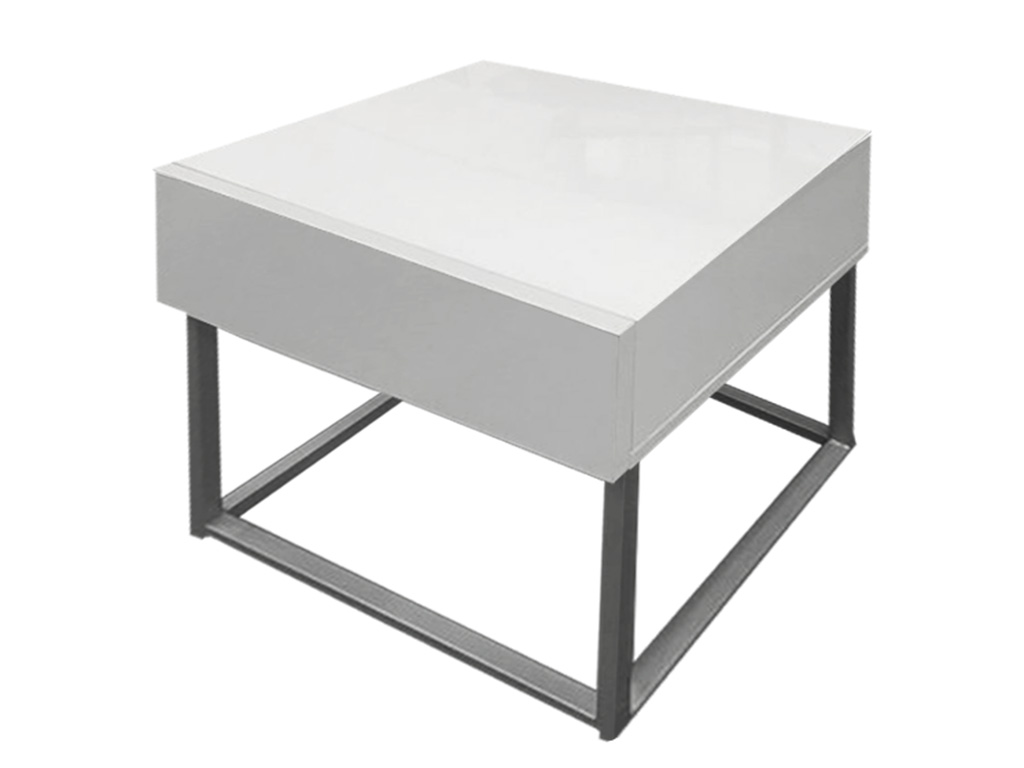 F3 Metro end table student housing furniture