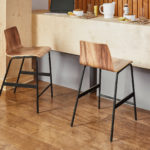 F3 Dmitri dining stool for student living