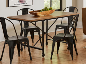 F3 iLive dining table for campus living
