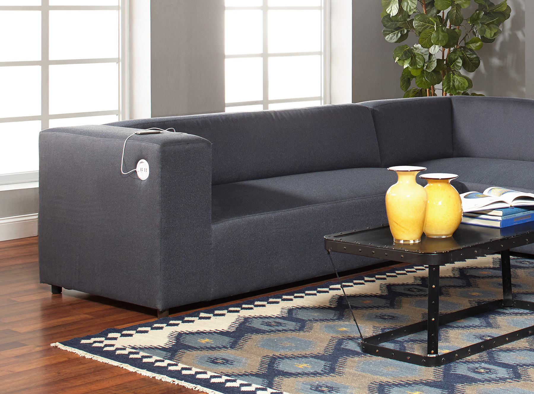 f3 can add smart technology to furniture