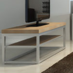 F3 Balboa media console student apartment furniture