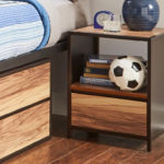 F3 club nightstand for campus housing