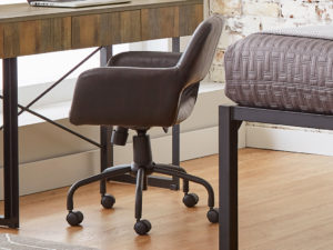 F3 INDY desk chair for student housing