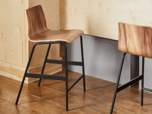 F3 Dmitri dining stool for student apartment