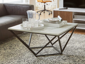 F3 iLive coffee table for student apartments